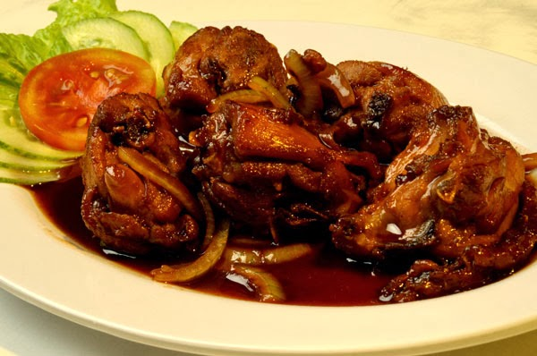 Recipes Cook Chicken Soy Sauce Spicy Really Good!