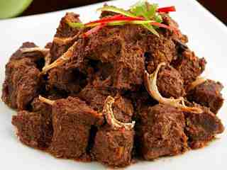 Recipes and Tips Jitu Cooking Rendang Delicious, Good And True