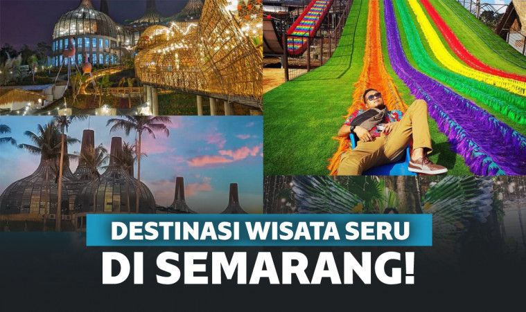 5 Popular Tourist Destinations in Semarang City, Must Try!