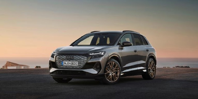 Audi Launches Cheapest Electric Car, It's Price And Specifications