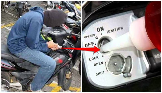 Motor Burglars Increasingly Sophisticated and Smart, These Simple Tips To Secure Motorcycles