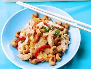 Chinese Chicken Kung Pao Recipes DeliciousLy Satisfied
