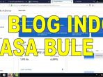 Play AdSense, Good Blog Indonesia Or English? check here!