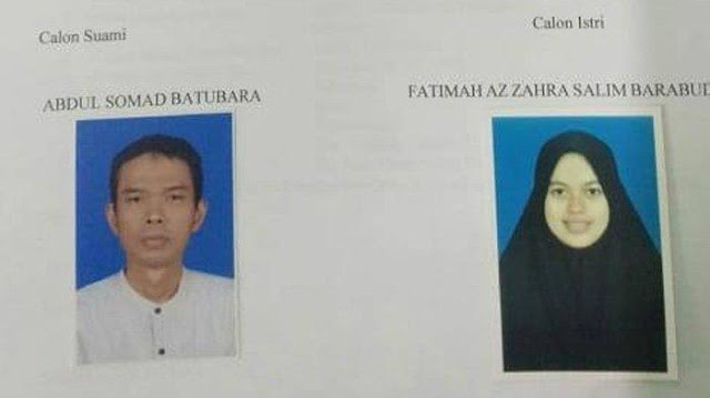 19 years old, is this the figure of Ustaz Abdul Somad's future wife?