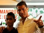wow! Cristiano Ronaldo's Soccer Player Will Soon Have Grandchildren From Indonesia